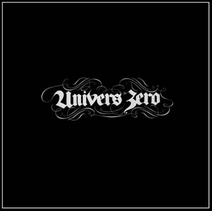 Univers Zero - Univers Zero (1313) CD (album) cover