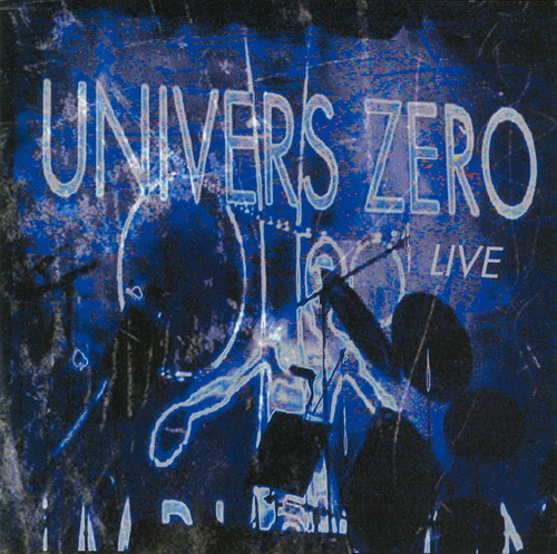 Univers Zero - Live CD (album) cover