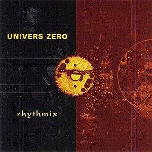 Univers Zero - Rhythmix CD (album) cover