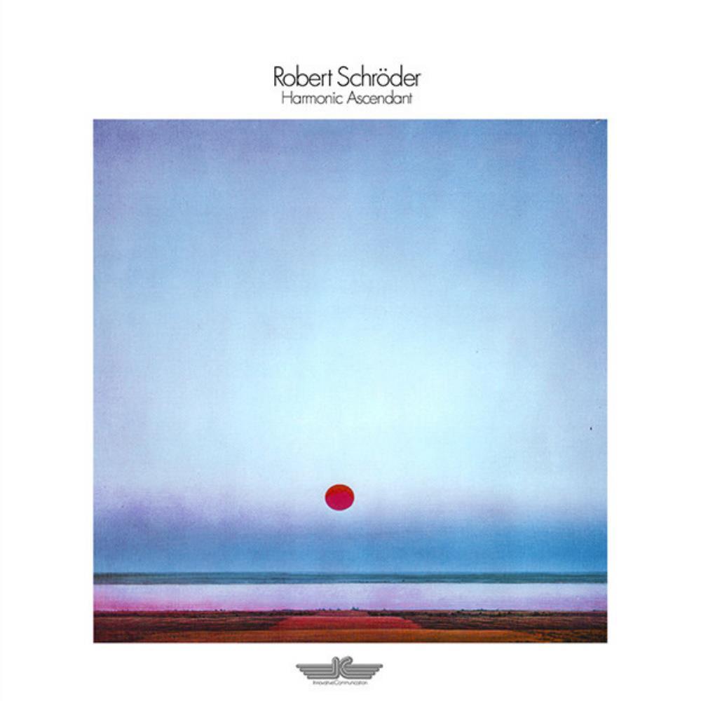 Harmonic Ascendant by SCHROEDER, ROBERT album cover