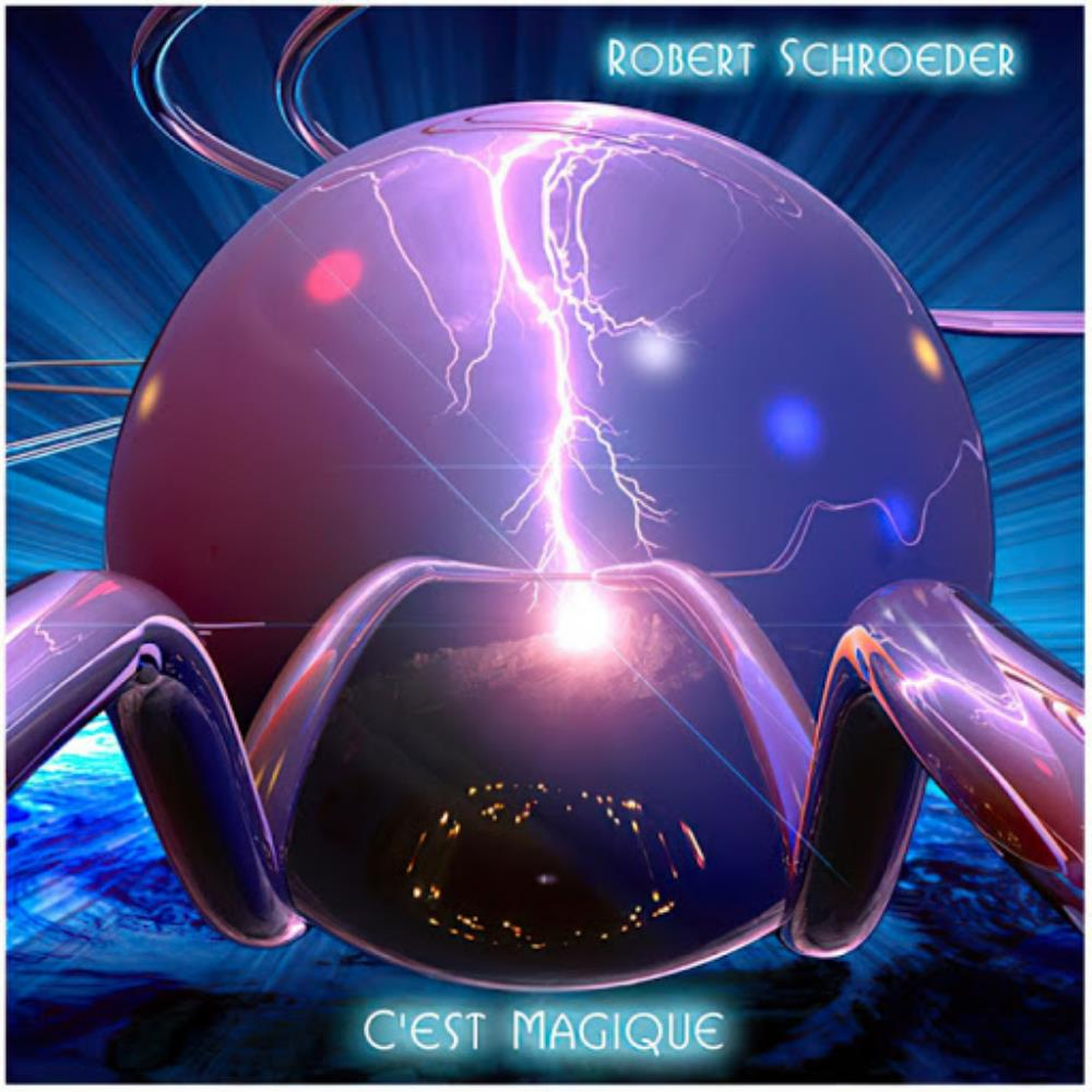 C'est magique by SCHROEDER, ROBERT album cover
