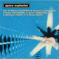 Space Explosion by SPACE EXPLOSION album cover