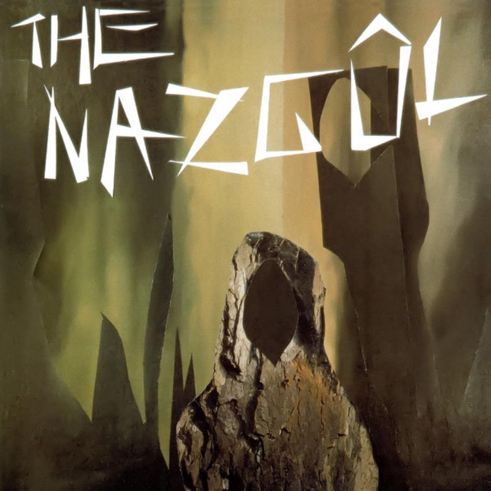 The Nazgûl - The Nazgûl CD (album) cover