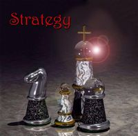 Strategy - Strategy CD (album) cover