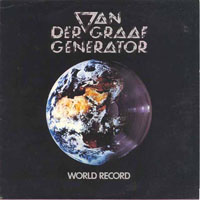 Van Der Graaf Generator World Record album cover