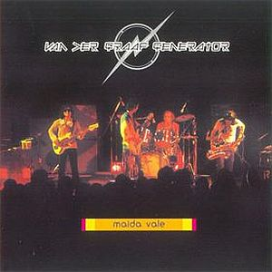 Van Der Graaf Generator Maida Vale (The BBC Radio One Sessions) album cover
