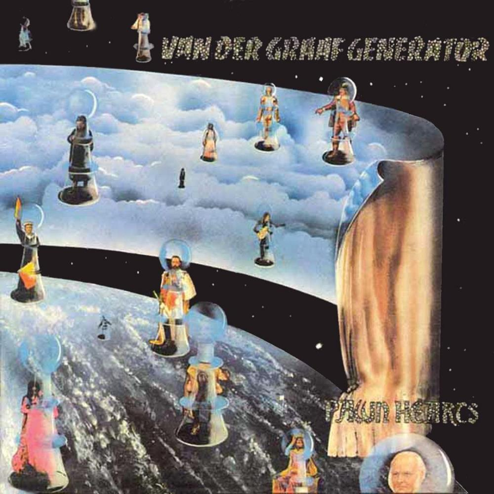 Pawn Hearts by VAN DER GRAAF GENERATOR album cover