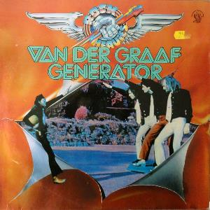 Van Der Graaf Generator Rock Heavies album cover