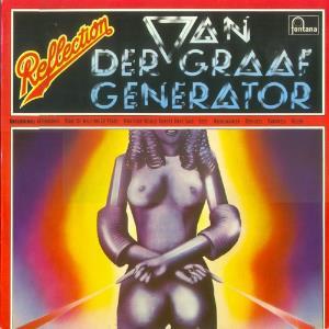 Reflection by VAN DER GRAAF GENERATOR album cover