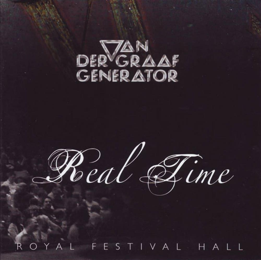 Van Der Graaf Generator Real Time album cover