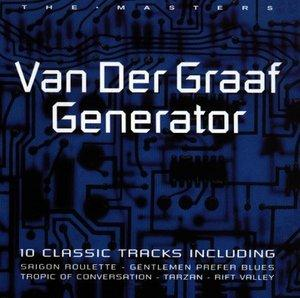 Van Der Graaf Generator - The Masters CD (album) cover