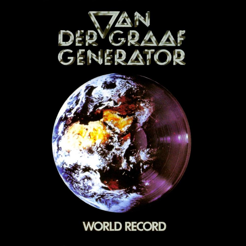 Van Der Graaf Generator - World Record CD (album) cover