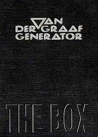 Van Der Graaf Generator - The Box CD (album) cover