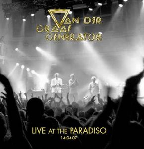 Van Der Graaf Generator Live at the Paradiso album cover