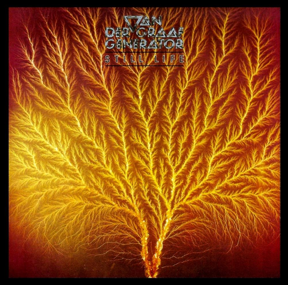 Van Der Graaf Generator - Still Life CD (album) cover