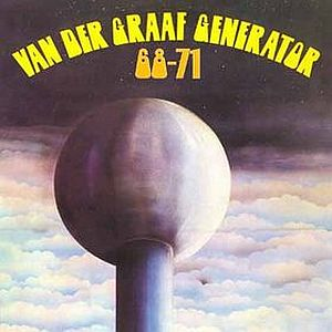 Van Der Graaf Generator - 68-71 CD (album) cover