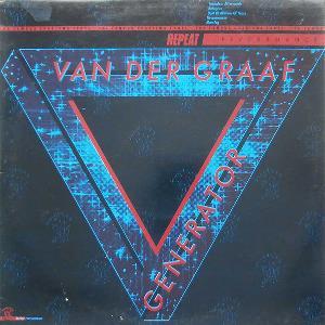 Repeat Performance by VAN DER GRAAF GENERATOR album cover