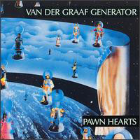 Van Der Graaf Generator - Pawn Hearts CD (album) cover