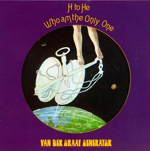 Van Der Graaf Generator H To He, Who Am The Only One album cover