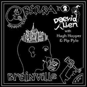 Brainville Live In The UK album cover