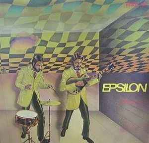 Epsilon Move On album cover
