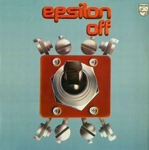 Epsilon Epsilon Off album cover