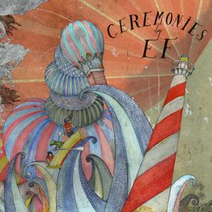 Ef - Ceremonies CD (album) cover
