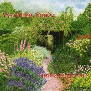 Spirits of the Sun by VERMILION SANDS album cover
