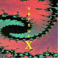 Versus X - Versus X  CD (album) cover
