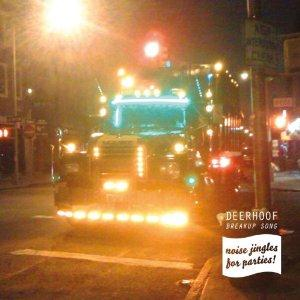 Breakup Song by DEERHOOF album cover