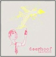 Deerhoof - Halfbird CD (album) cover