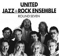 The  United Jazz And Rock Ensemble ROUND SEVEN album cover