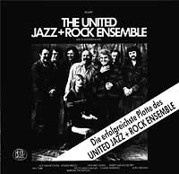 The  United Jazz And Rock Ensemble - LIVE IM SCH�TZENHAUS CD (album) cover