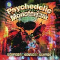 Psychedelic Monsterjam by PSYCHEDELIC MONSTERJAM album cover
