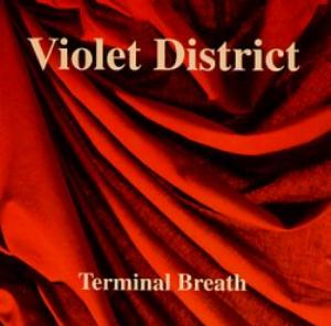 Violet District - Terminal Breath  CD (album) cover