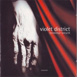 Violet District - Terminal Breath (+ Live Munich 1996) CD (album) cover