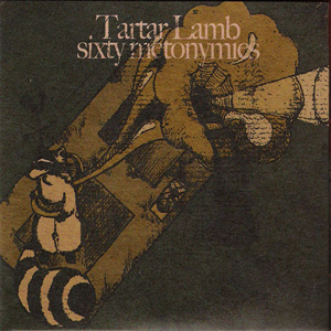 Tartar Lamb - Sixty Metonymies CD (album) cover