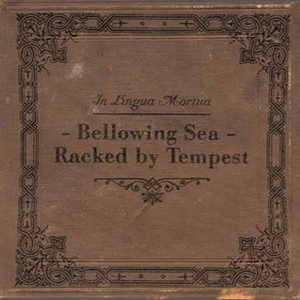 Bellowing Sea-Racked by Tempest by IN LINGUA MORTUA album cover