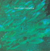 Bass Communion - Bass Communion v Muslim Gauze CD (album) cover