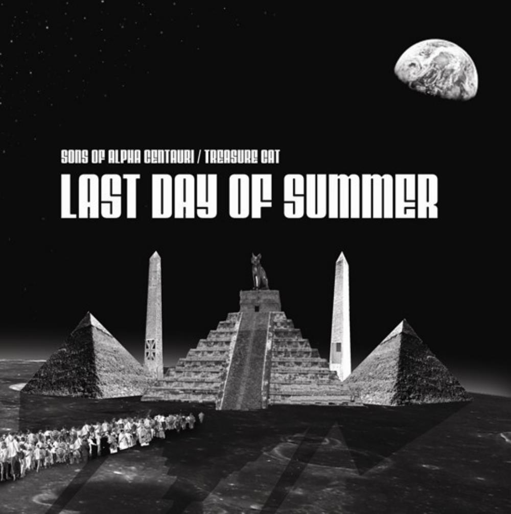 Sons Of Alpha Centauri Last Day Of Summer album cover