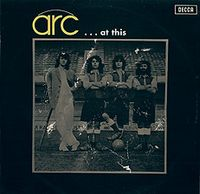 Arc - At This CD (album) cover