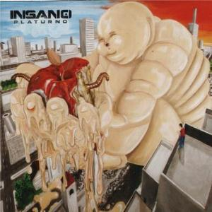 Platurno Insano album cover