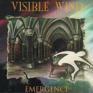 Visible Wind - Emergence CD (album) cover