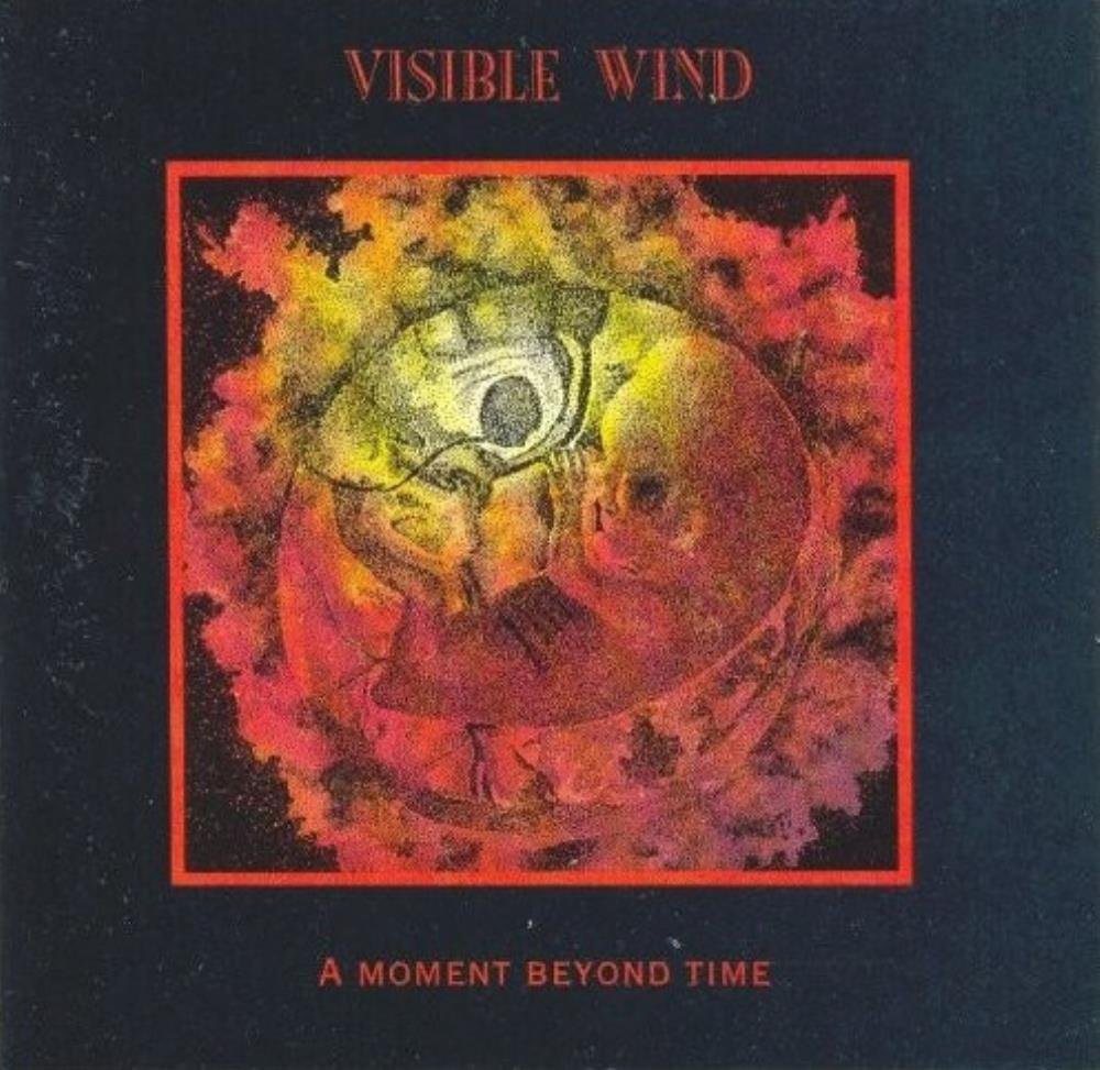 Visible Wind - A Moment Beyond Time CD (album) cover