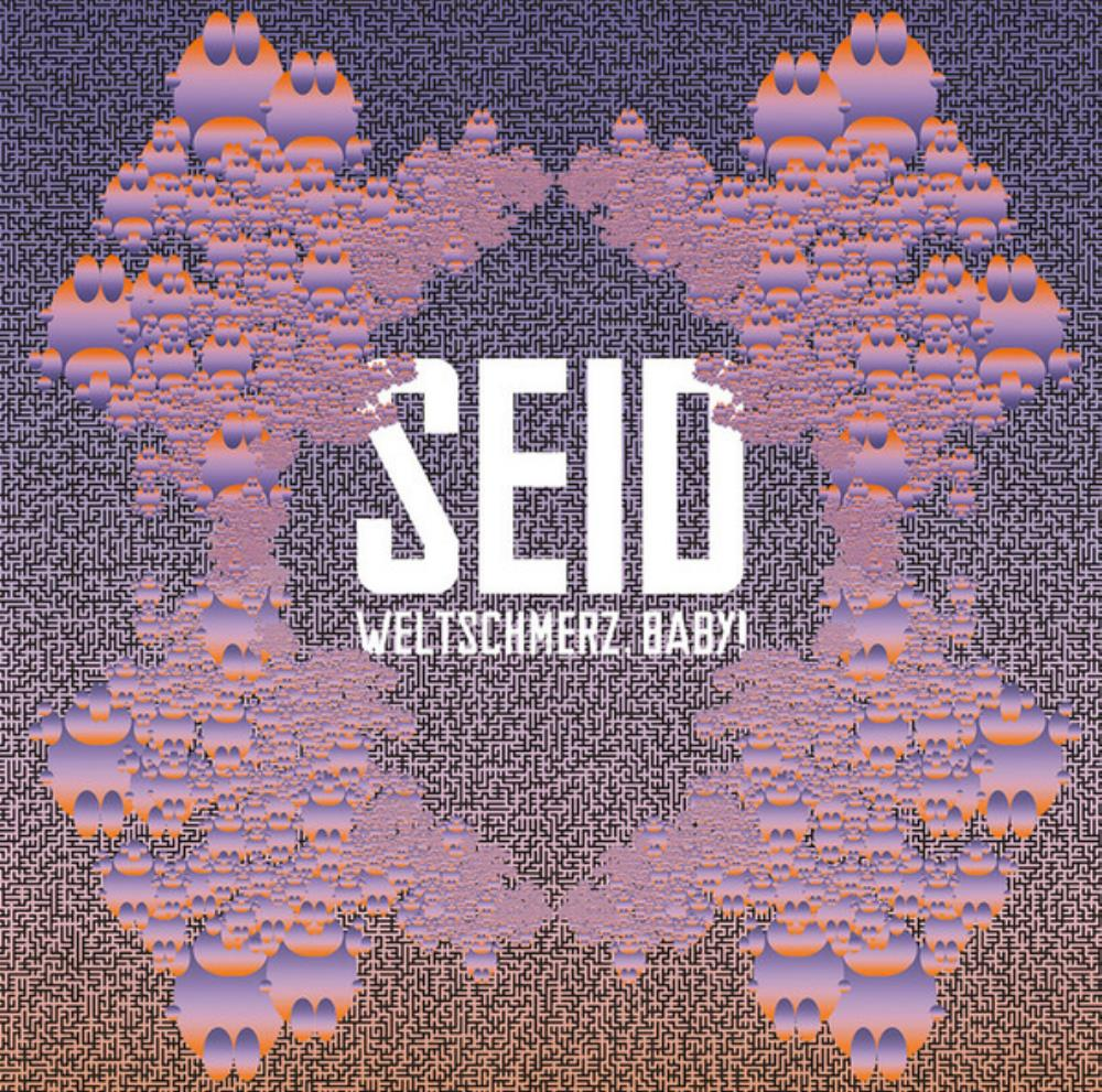 Weltschmerz, Baby ! by SEID album cover