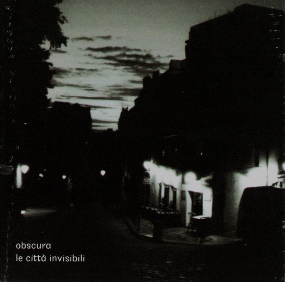 Le Città Invisibili by OBSCURA album cover