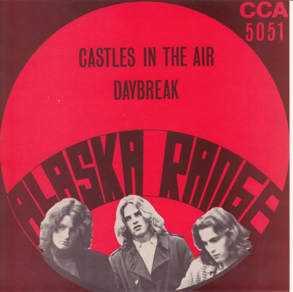 Castles In The Air / Daybreak by ALASKA RANGE album cover