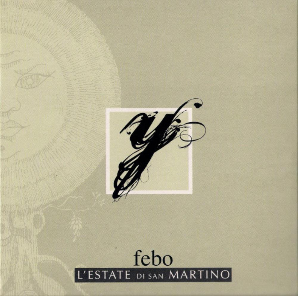 L' Estate Di San Martino - Febo CD (album) cover