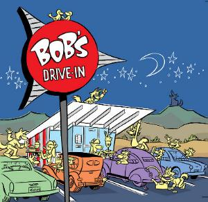 Bob Drake Bob's Drive-In album cover