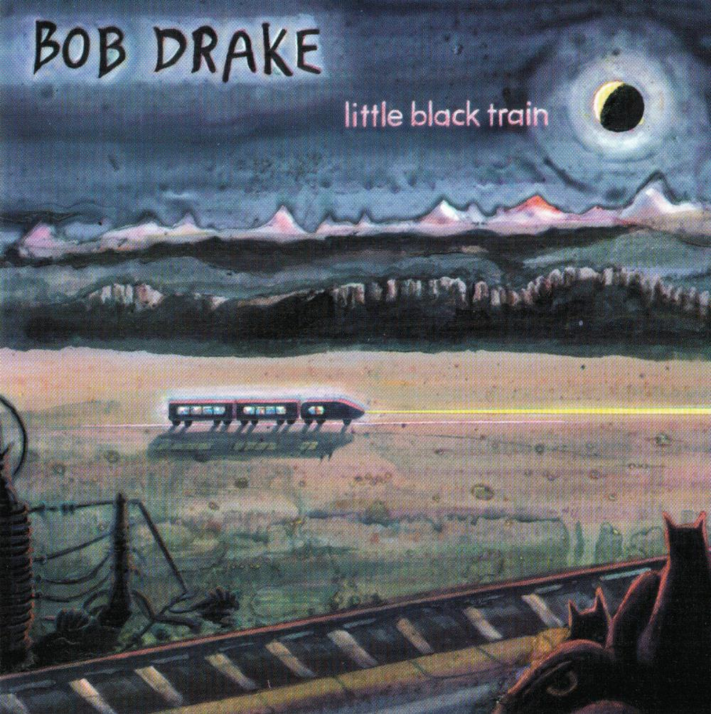 Little Black Train by DRAKE, BOB album cover